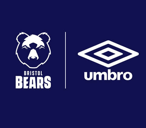Bristol Bears and Umbro Rugby