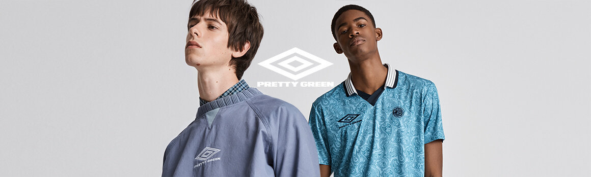 Pretty Green x Umbro