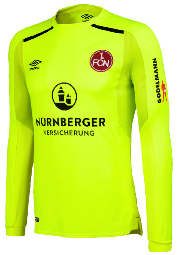 1. FCN 17/18 GK HOME SHIRT