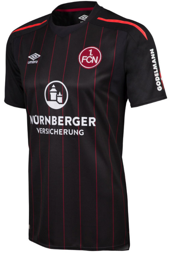 1. FCN 17/18 JUNIOR THIRD SHIRT