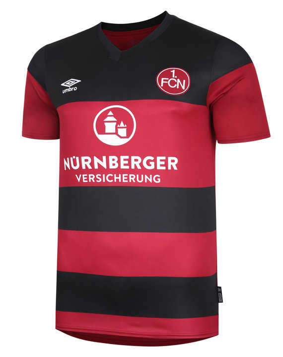 1. FCN 20/21 HOME JERSEY JUNIOR