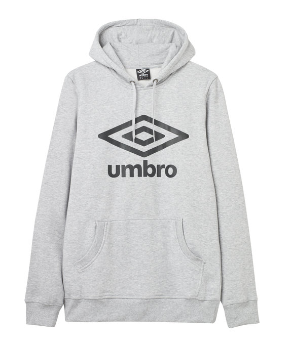 ACTIVE STYLE LARGE LOGO HOODIE