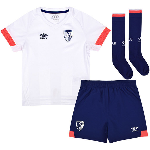 AFC BOURNEMOUTH 18/19 AWAY INFANT KIT