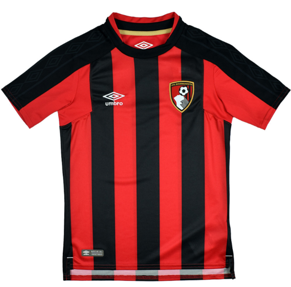 AFC BOURNEMOUTH 17/18 JUNIOR HOME SHIRT