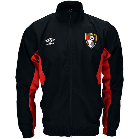 AFC BOURNEMOUTH 17/18 WOVEN JACKET