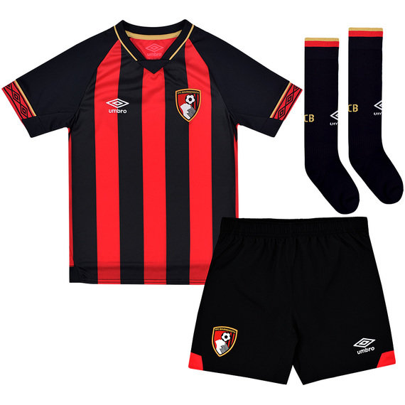 AFC BOURNEMOUTH 18/19 HOME INFANT KIT