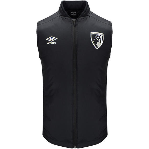 AFC BOURNEMOUTH 20/21 PADDED GILET