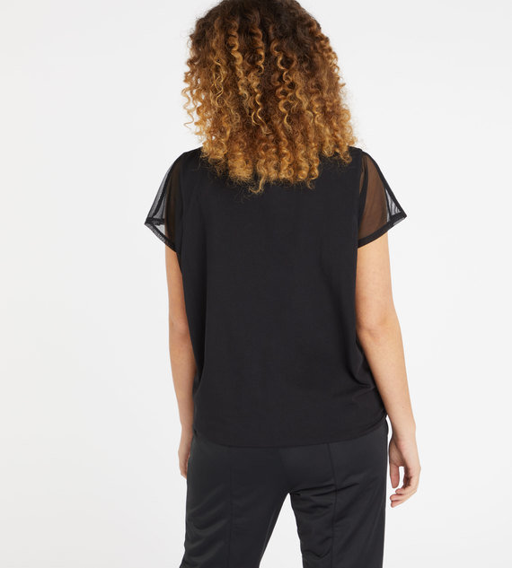 AMAL SLEEVELESS TEE