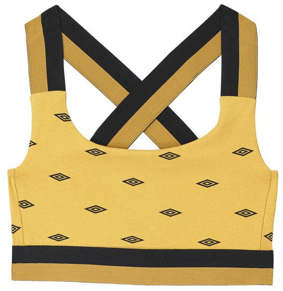 29eea56d915 ASOS CROP BRALET - Street Style - Umbro