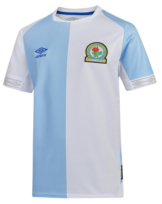 BLACKBURN ROVERS 18/19 JUNIOR HOME JERSEY