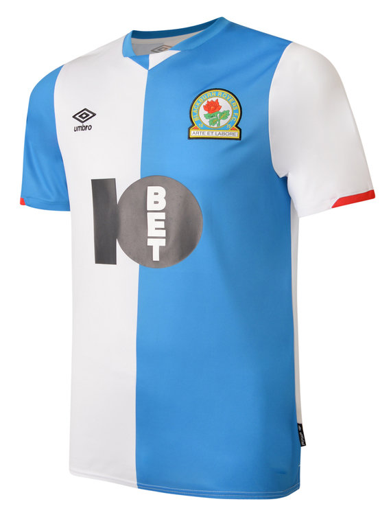 BLACKBURN ROVERS 19/20 HOME JERSEY