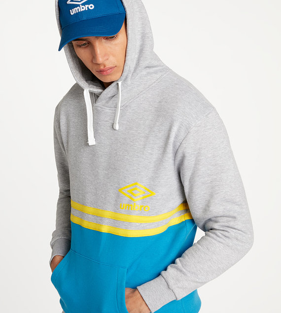 BLOCK COLOUR OH HOODY