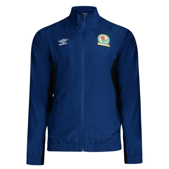 BRFC 17/18 JUNIOR TRAINING WOVEN JACKET