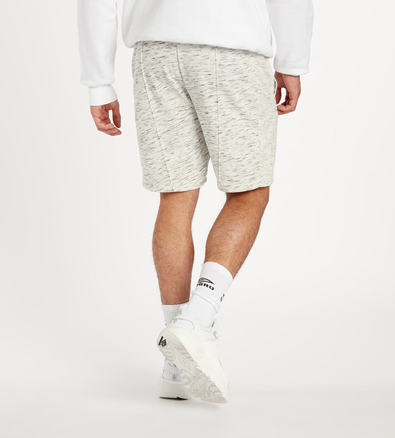 CONTRAST FLEECE SHORT