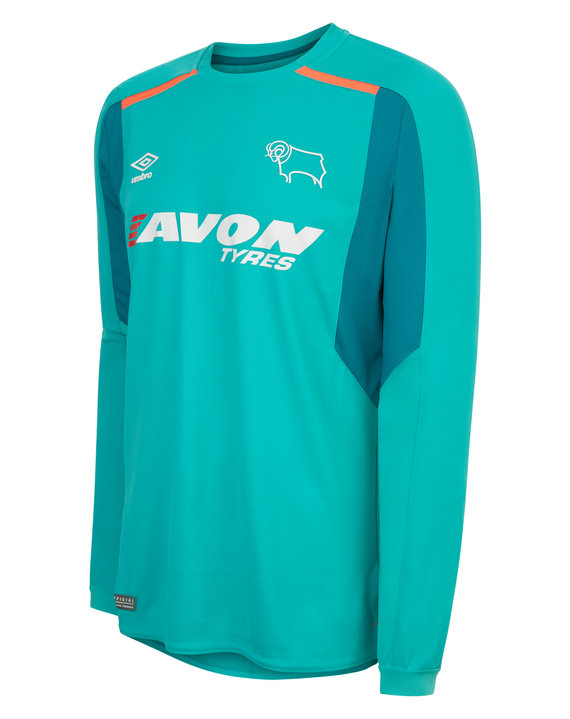DERBY COUNTY 17/18 HOME GK SHIRT
