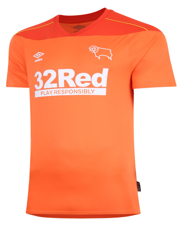 DERBY COUNTY 20/21 GK HOME JERSEY