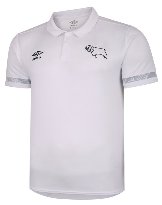 DERBY COUNTY 20/21 POLY POLO