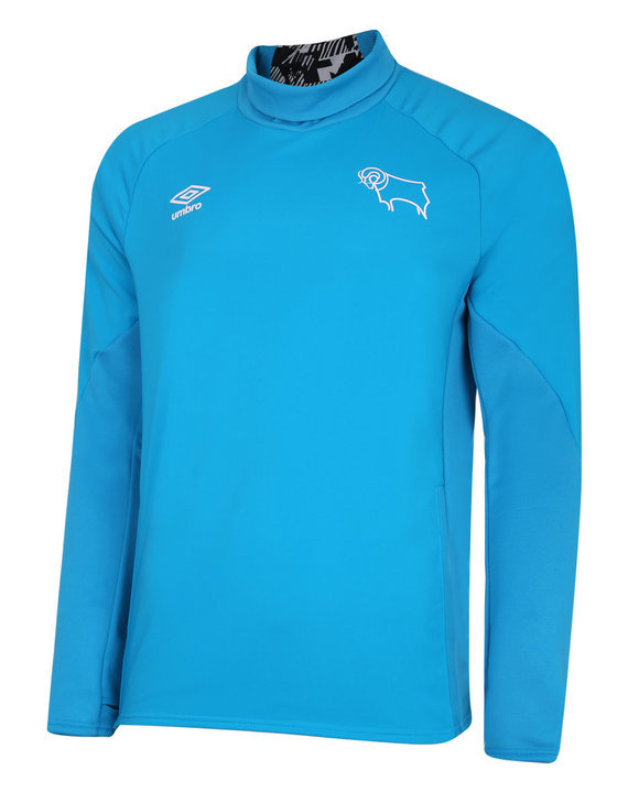 DERBY COUNTY 20/21 DRILL TOP JUNIOR