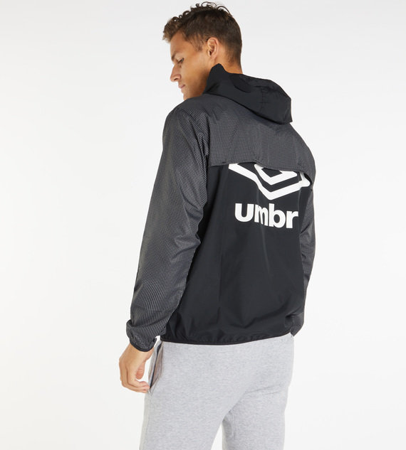 DIAMOND REVEAL CAGOULE