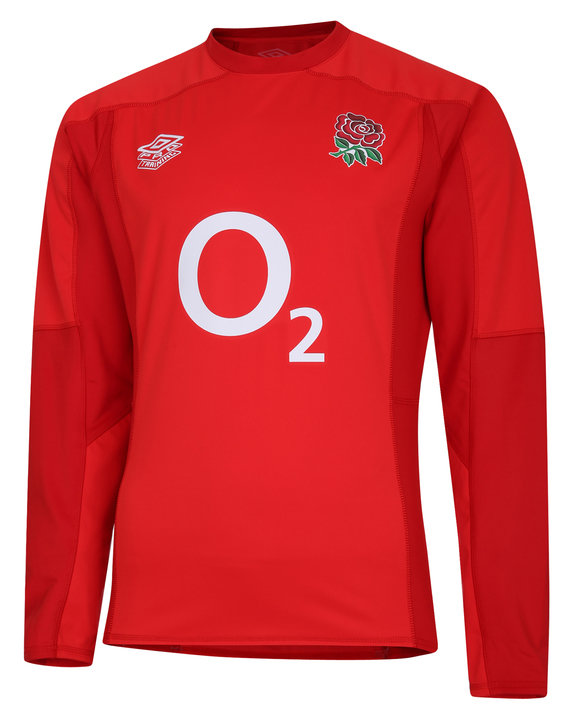 ENGLAND RUGBY DRILL TOP