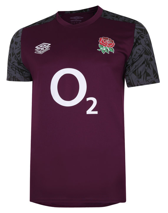 ENGLAND RUGBY GYM TOP