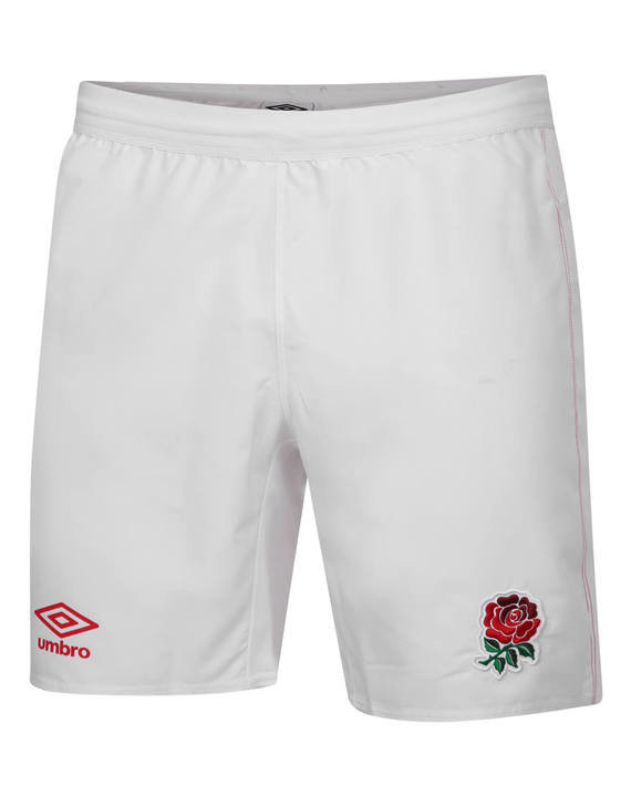 ENGLAND RUGBY HOME REPLICA SHORTS