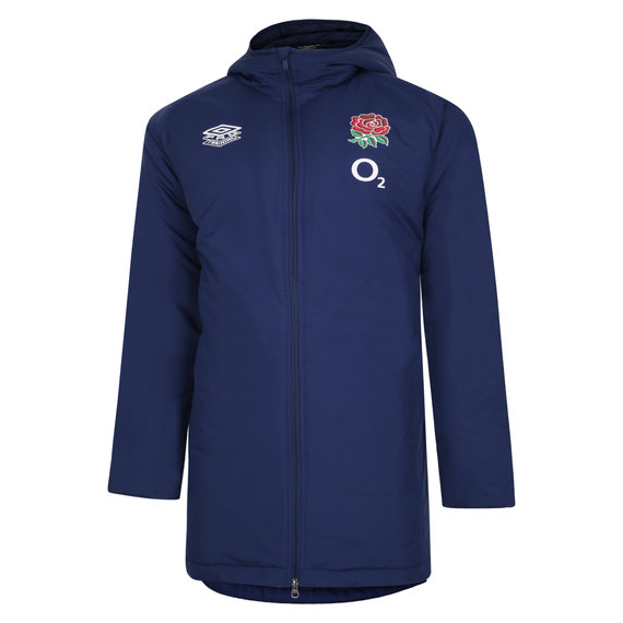 ENGLAND RUGBY PADDED JACKET