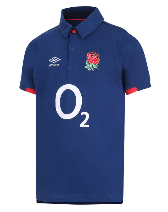 ENGLAND RUGBY ALTERNATE CLASSIC JERSEY TOP KIDS