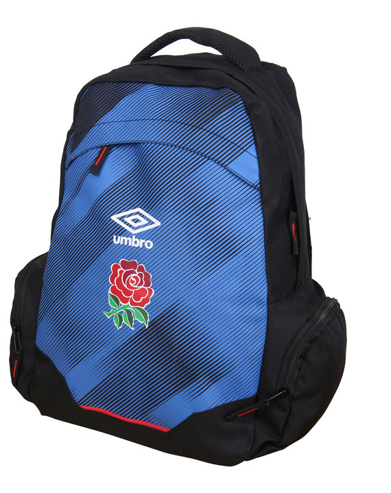 ENGLAND RUGBY BACKPACK BAG