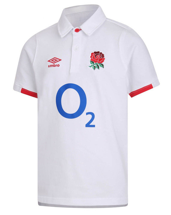 ENGLAND RUGBY HOME CLASSIC JERSEY TOP KIDS