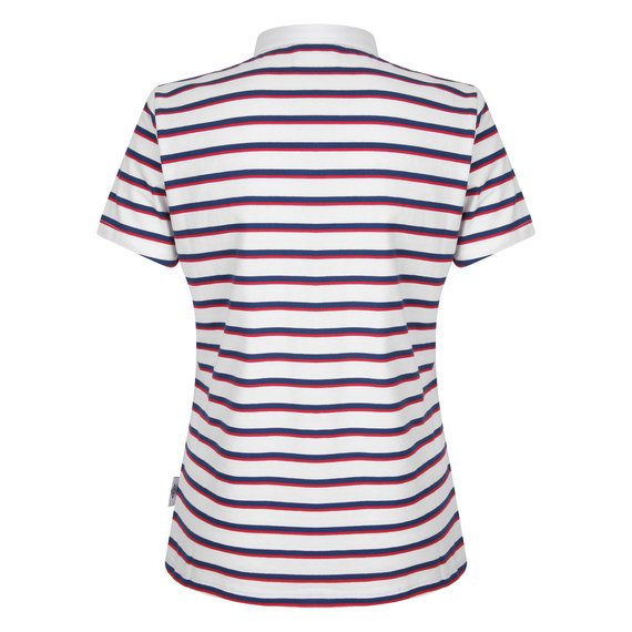 ENGLAND RUGBY WOMENS STRIPED TOP - Don't Publish