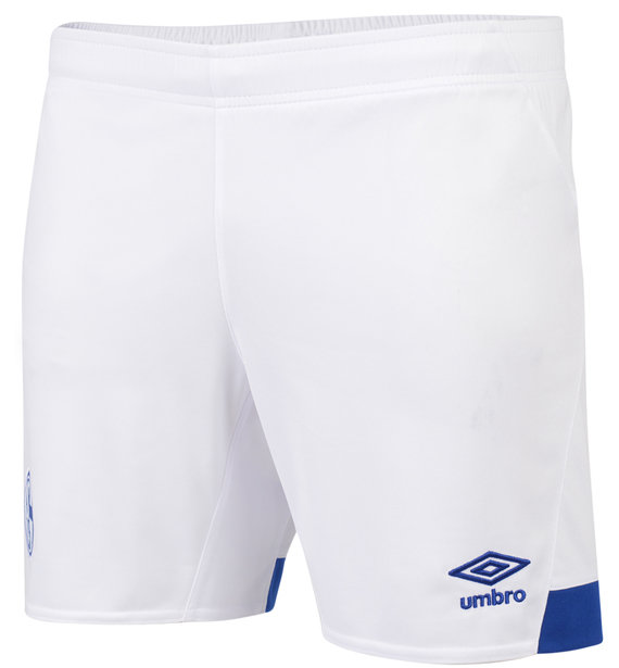 f1404deb1d8 FC SCHALKE 04 18 19 JUNIOR HOME SHORT Official Licensed Product