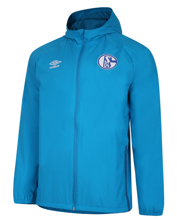 FC SCHALKE 04 20/21 SHOWER JACKET