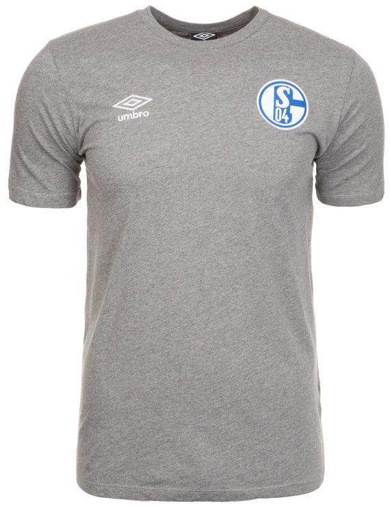 FC SCHALKE 04 CREW NECK TEE
