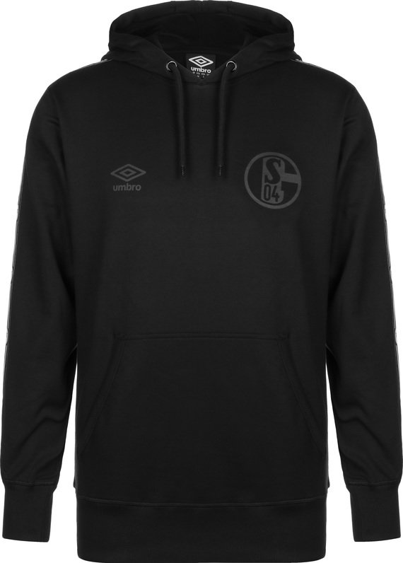 FC SCHALKE 04 STEALTH TAPED HOOD