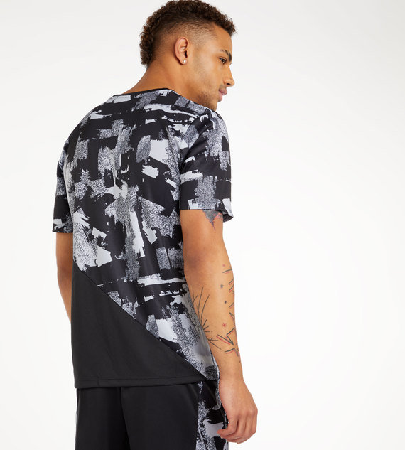 GAME CAMO JERSEY