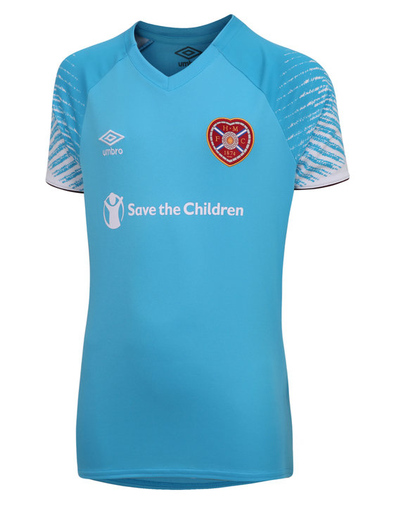 HEART OF MIDLOTHIAN F.C. 20/21 AWAY JERSEY JUNIOR