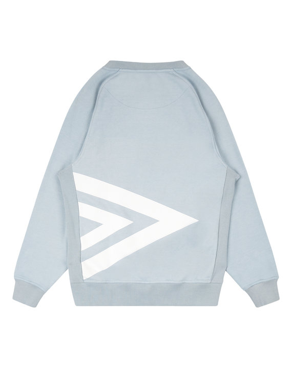 HOUSE OF HOLLAND DIAMOND BLUE SWEATSHIRT