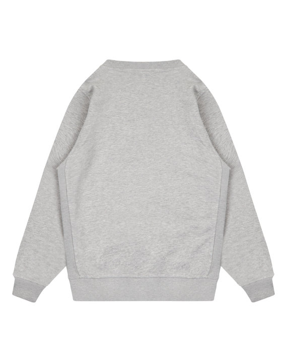 HOUSE OF HOLLAND SNAKE APPLIQUE SWEATSHIRT