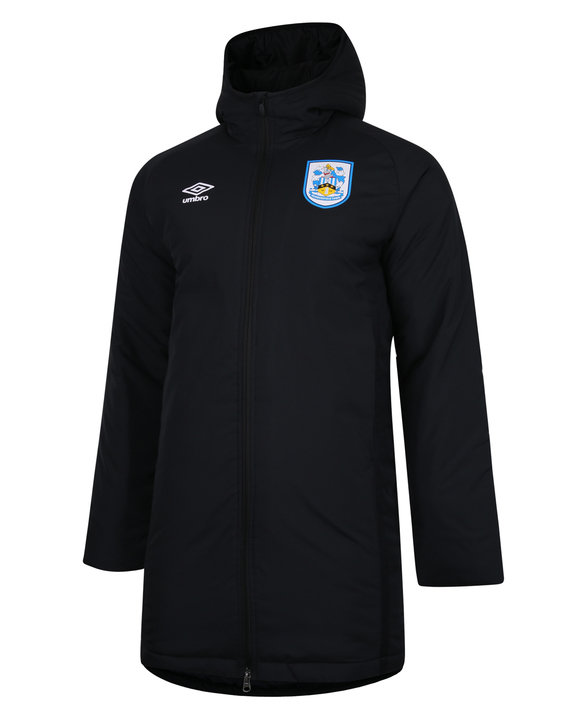 HUDDERSFIELD TOWN 20/21 PADDED JACKET