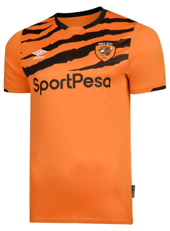 HULL CITY 19/20 HOME JERSEY