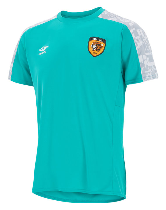 HULL CITY 20/21 TRAINING JERSEY JUNIOR