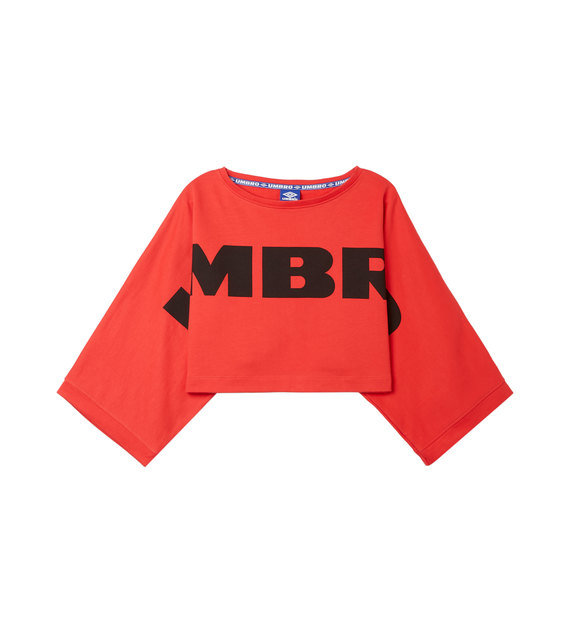 Jago Crop Sweat Top