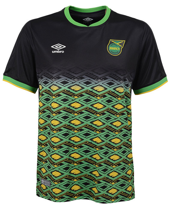 JAMAICA JUNIOR AWAY JERSEY