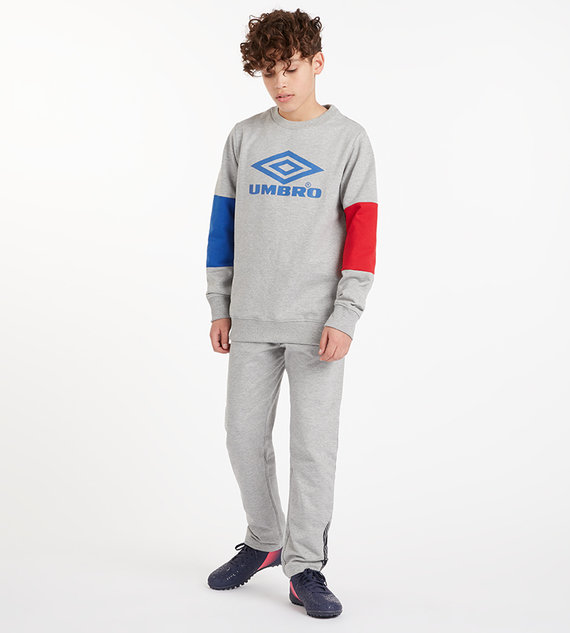 KIDS NEO VISTA CREW SWEAT BOYS