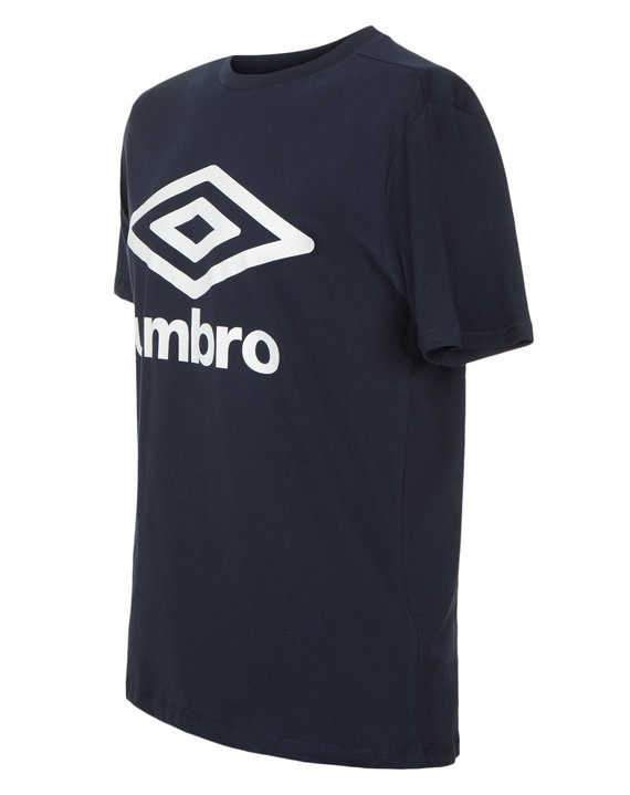 LARGE COTTON LOGO TEE
