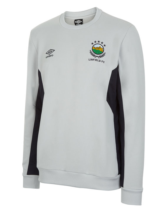 LINFIELD FC TRAINING SWEAT TOP