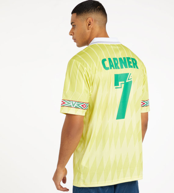 LOYLE CARNER X UMBRO AWAY FOOTBALL SHIRT