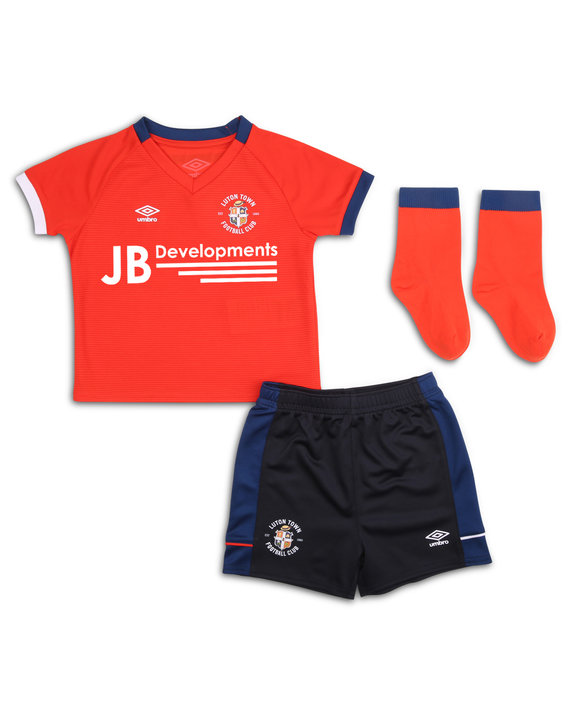 LUTON TOWN 20/21 HOME BABY KIT