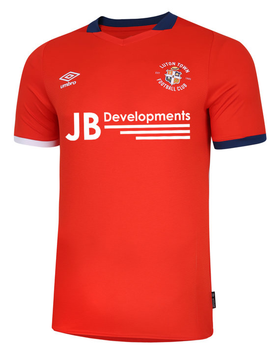 LUTON TOWN 20/21 HOME JERSEY
